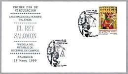 Judaismo - Judaica. El Rey SALOMON - KING SOLOMON. Palencia 1999 - Judaísmo