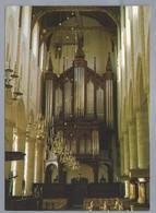 NL.- NAARDEN. Grote Kerk. Interieur. Orgel. - Kerken En Kathedralen