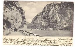 CPA - KAZANENGE - Kazan Szoros - 1905 - Envoyé Aux Iles Anglaises De Jersey - Roumanie Romania - Roumanie