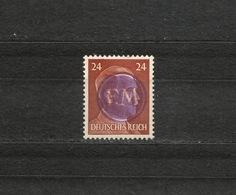 Germany 1945 Lokalausgaben Fredersdorf Mi 12 (geprüft SCHLEGEL BPP) Postfrisch - Zone Soviétique