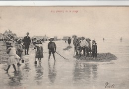 Les Plaisirs De La Plage (Edit : V.G. N°16),Blankenberge ,Koksijde,De Haan ,De Panne,Oostende,Nieuport,Wenduine - België