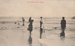 Les Plaisirs De La Plage (Edit : V.G. N°12),Blankenberge ,Koksijde,De Haan ,De Panne,Oostende,Nieuport,Wenduine - België