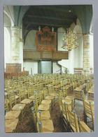 NL.- COEVORDEN. Interieur Ned. Herv. Kerk. Hoofdorgel Gebouwd In 1973 Door Fa. V.d. Berg En Wendt.. - Kerken En Kathedralen