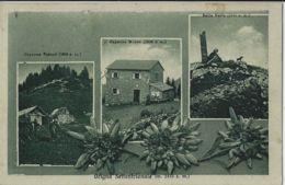 GRIGNA SETTENTRIONALE 1915 3 VEDUTE - Altre Città
