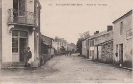 85 - SAINT FLORENT DES BOIS - ROUTE DE THORIGNY - Saint Florent Des Bois