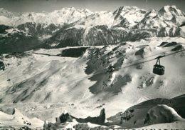 73 - Courchevel : Le Téléférique Et La Saulire - Altri