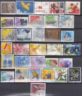 SCHWEIZ  Jahrgang 2001, Gestempelt, Komplett 1746-1777 - Used Stamps