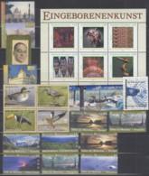 UNO WIEN Jahrgang 2003, Postfrisch **, MNH, (komplett) 381-405 - Wien - Internationales Zentrum