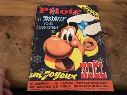170/ PILOTE LEJOURNAL D ASTERIX ET OBELIX N° 372 1966 BD REPORTAGE CINEMA ECT AVEC SUPPLEMENT COMPLET - Pilote