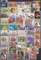 GROSSBRITANNIEN  206 ältere Marken / Stamps, Meist Gestempelt - Grande-Bretagne
