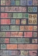 GROSSBRITANNIEN  361 ältere Marken / Stamps, Meist Gestempelt - Grande-Bretagne