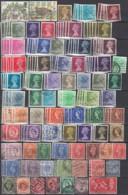 GROSSBRITANNIEN  357 ältere Marken / Stamps, Meist Gestempelt - Grande-Bretagne