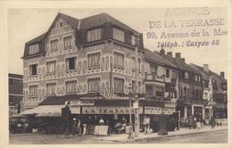 Coxyde  Koksijde  Brasserie De La Terrasse  Avenue De La Mer (face Golf) - Koksijde