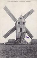 ROODE BERG - De Molen - Mont Rouge - Le Moulin - Heuvelland
