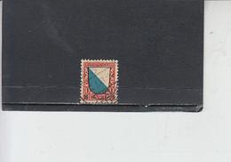 SVIZZERA  1920 - Unificato  177° - Pro Juventude - Svizzera