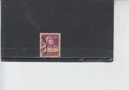 SVIZZERA  1930 - Unificato  243° - Tell - Svizzera
