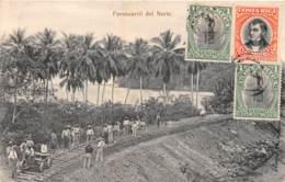 Costa Rica / 24 - Ferrocarril Del Norte - Belle Oblitération - Costa Rica
