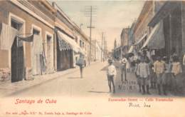 Cuba - Santiago / 1 - Calle Enramadas - Beau Cliché - Cuba
