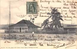 Cuba - Santiago / 3 - Capitania De Puerto - Cuba