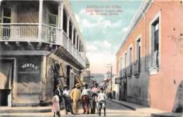 Cuba - Santiago / 4 - Calle Santo Tomas Alta - Cuba