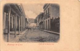 Cuba - Santiago / 11 - Calle De La Marina Baja - Cuba