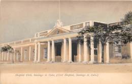 Cuba - Santiago / 13 - Hospital Civil - Cuba
