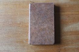 1806 Histoire Poétique Tirée Des Poètes Francois Avec Un Dictionnaire Poétique Par De La Croix - Libros, Revistas, Cómics
