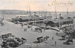 Cuba - Habana H/N - 12 - Steamer Wharf - Cuba