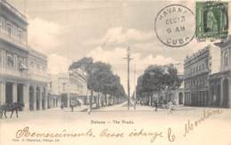 Cuba - Habana H/N - 17 - The Prado - Belle Oblitération - Cuba