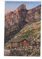 GLARUS Glärnisch-Clubhütte Mit Nebelkäppler - GL Glaris