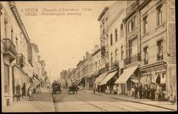 UCCLE : Chaussée D'Alsemberg : Globe - Ukkel - Uccle
