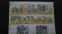 Timbres De Monaco Neuf - Collections (en Albums)
