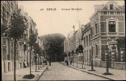 UCCLE :  Avenue Montjoie - Ukkel - Uccle