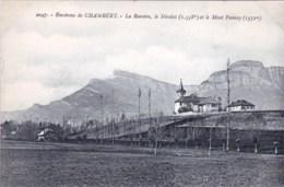 73 - Savoie -  Environs De CHAMBERY  -  La Ravoire, Le Nivolet Et Le Mont Pennay - Chambery