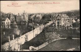 UCCLE :  Vert-Chasseur : Vue Générale De L'Avenue Hamoir - Ukkel - Uccle
