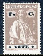 !■■■■■ds■■ Téte 1914 AF#28* Ceres 1,5 Centavos (x4306) - Tete