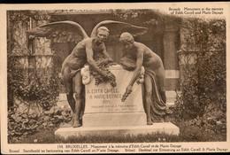 UCCLE : Monument à La Mémoire D'Edith Cavell Et De Marie Depage - Ukkel - Uccle