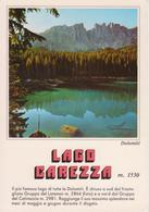 LAGO DI CAREZZA KARERSEE - Italia