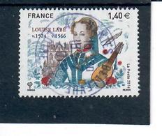 Yt 5062 Ouise Labe Joli Cachet Rond - France