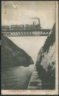 Train - Canal De Corinthe - Voir 2 Scans - Grecia
