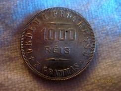 Brésil 1000 Reis 1910 - Brazil