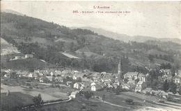 ARIEGE - 09 - MASSAT - Vue Générale De L'Est - Andere Gemeenten