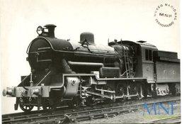 LOCOMOTORA DE CARGA CLASE 11C AMSTRONG WHITHWORTH & CO, 1927 MNF TREN ARGENTINA POSTAL PUBLICIDAD - LILHU - Treinen