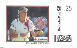 Germany Deutschland MINT MNH ** Personalized: Tennis; Steffi Graff Olympic Games 1988 Seoul; WTA; Wilson Recket - Tennis