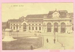 Perrette De Beukelaer - MONS - La Gare - Mons