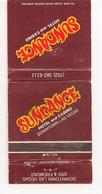 Matchbook Cover !  Sundance Hotel & Casino, Las Vegas, Nevada , U.S.A. ! - Matchboxes