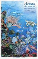 Lote G6, Guatemala, 2015, HF, SS, Sistema Del Arrecife Mesoamericano, Coral, Turtle, Fish, Lobster - Guatemala