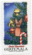 Lote G7, Guatemala, 2015, Sello, Stamp, 2 V, Navidad, Christmas - Guatemala