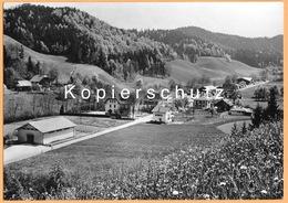CH - Hofstatt - Gemeinde Luthern B. Willisau LU - Gesamtansicht - Gel. 1972 - Rarität - LU Lucerne