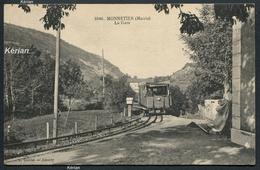 Monnetier (Mairie) - La Gare - A. Gardet Annecy N° 3046 - Voir 2 Scans - Autres Communes